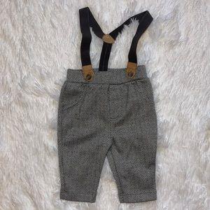 $10 Sale Koala Baby Boutique NB Suspender Pants